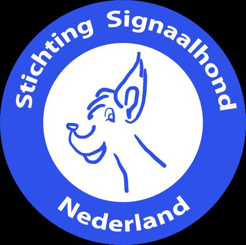 Logo Stichting Signaalhond Nederland